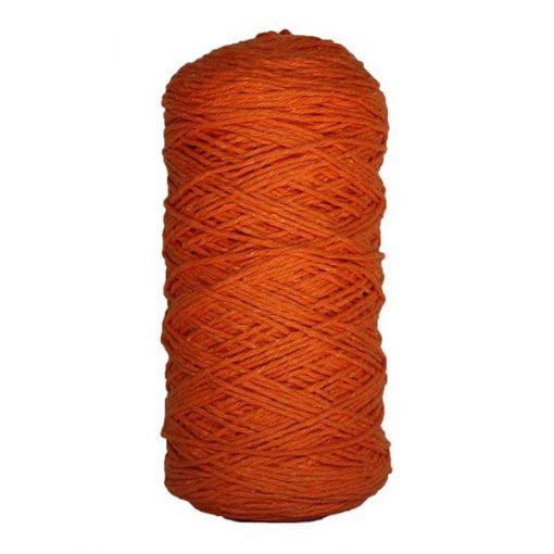 bobine de barbante mandarine