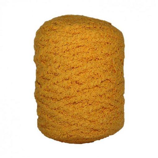 bobine de crepu jaune or