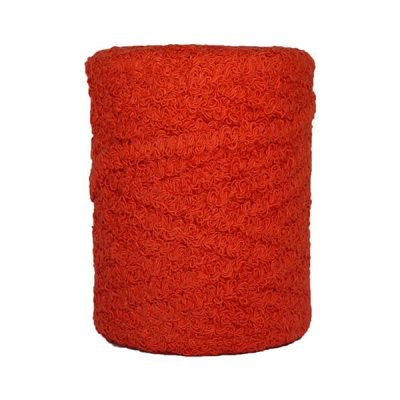 bobine de crepu rouge-aniline