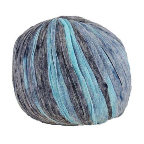 Trapilho Paper ultra léger bleu multicolore