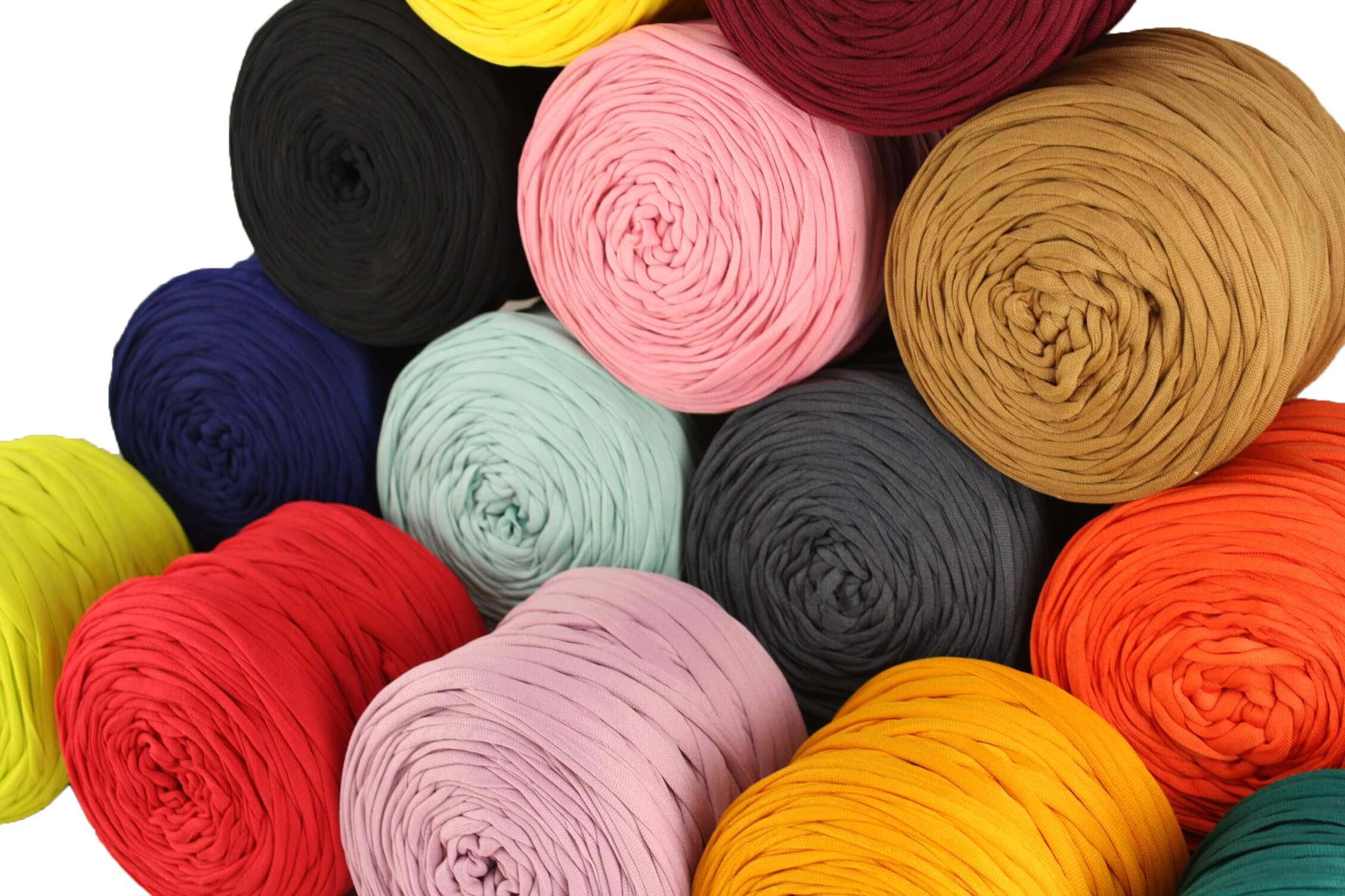 Trapilho léger - thirt yarn trapillo