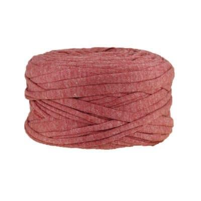 Bobine, pelote Trapilho Vintage léger rose terracotta