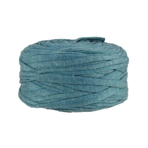 Bobine, pelote Trapilho Vintage léger bleu sarcelle