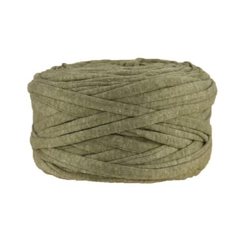 Bobine, pelote Trapilho Vintage léger vert kaki