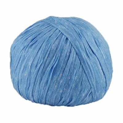 Trapillo Paper ultra léger Bleu Comptoir du fil