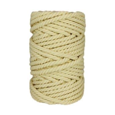 Macramé - corde - ficelle - coton - pineapple - 7mm
