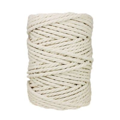 corde macramé 7mm naturel