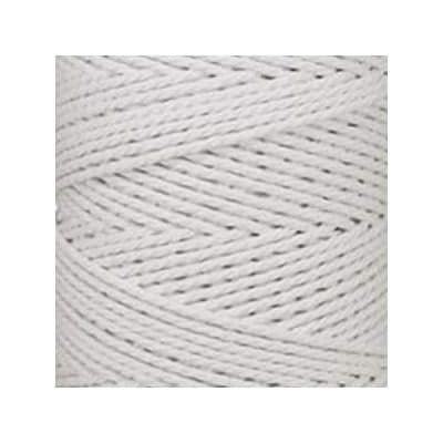 Macramé - corde - ficelle - coton- blanc - cordon - fil 3mm - vendu au mètre