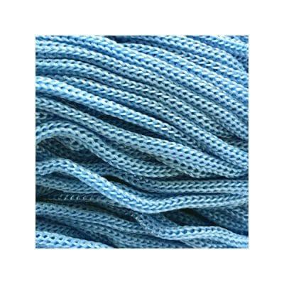 Cordon Swan Thai - Corde Thailandaise - Fil de 2mm - Bleu ciel - tricot - crochet - sacs