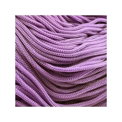 Cordon Swan Thai - Corde Thailandaise - Fil de 2mm - Lilas - tricot - crochet - sacs