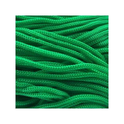 Cordon Swan Thai - Corde Thailandaise - Fil de 2mm - Vert pomme - tricot - crochet - sacs