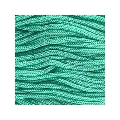 Cordon Swan Thai - Corde Thailandaise - Fil de 2mm - Bleu tiffany- tricot - crochet - sacs