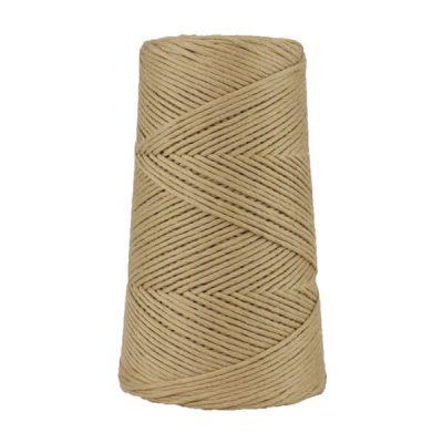 Cordon - corde - coton peigné suprême - fil de 2mm - ficelle - macramé - crochet - tricot - tissage