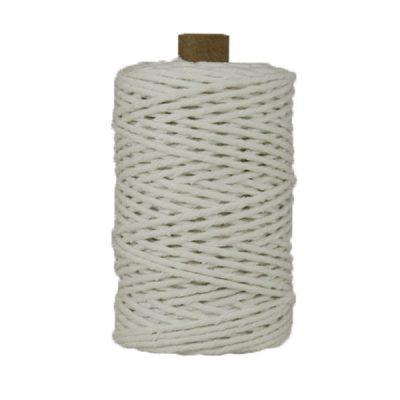 Ficelle Baker Twine - 3mm - Bobine - Blanc