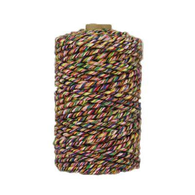 Ficelle Baker Twine - 3mm - Bobine - Multicolore