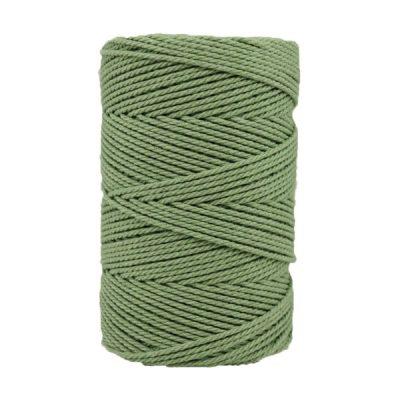 Macramé - vert-amande