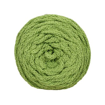 006 - Cotton Air - 4 mm - Vert anis