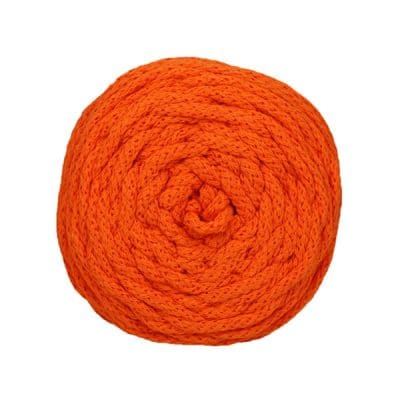 Cotton Air 4 mm - Mandarine