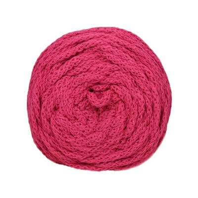 Cotton Air 4 mm Rose fuschia