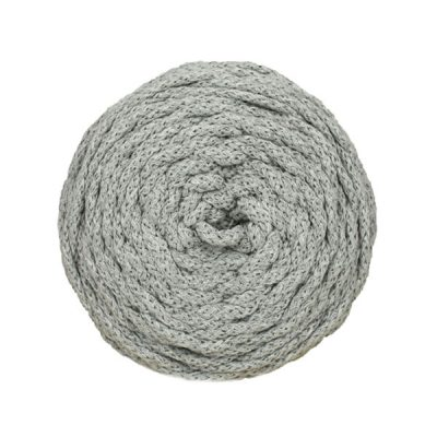Cotton Air 4 mm Gris argent