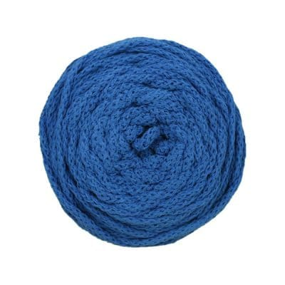Cotton Air 4 mm Bleu saphir