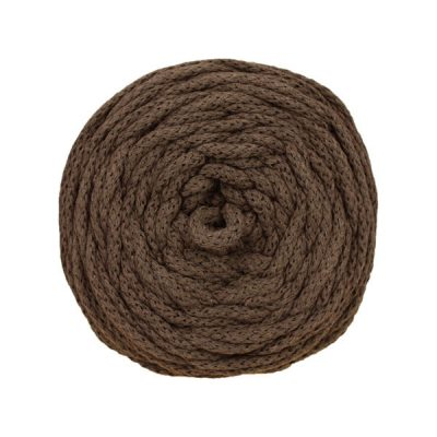 Cotton Air 4 mm chocolat