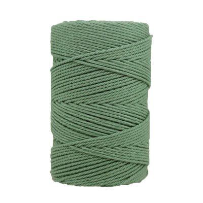 Corde macramé 2,5 mm - Vert lichen