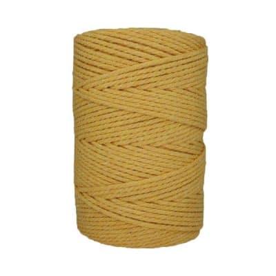Corde-macramé-3-mm-jaune-maïs